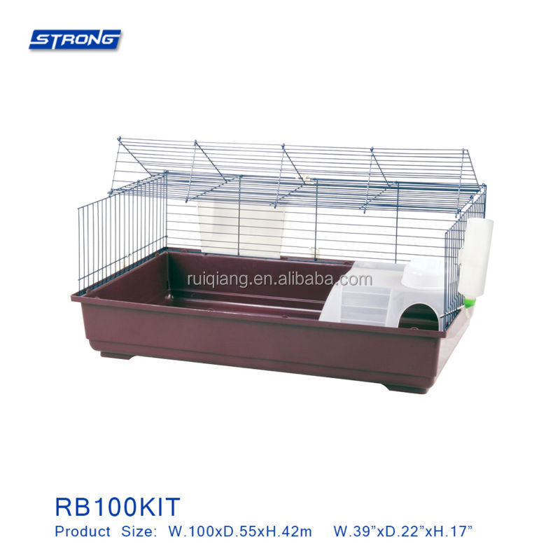 RB100KIT (Rabbit Cage Deluxe KIT)