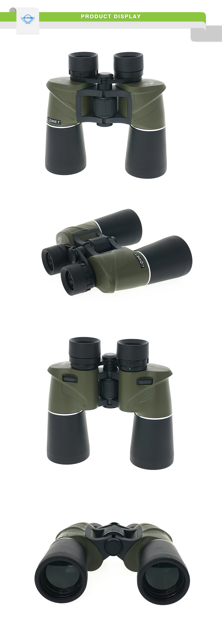 2017 Most popular 7x50 high resolution binoculars,zcf binoculars