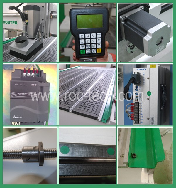 Jinan Roctech Machinery RC1325 Wood Based Panels Machinery