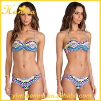 Wholesale women swimsuit one piece lady swim dress