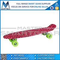 2016 Hot Selling 22 inch Customized Logo Available Drift Fish Skate Board