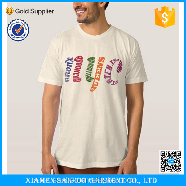 Alibaba Online Shopping Custom T Shirt Printing With Good
