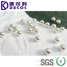 3mm 4mm 6mm 8mm silver plated ball small jewelry ball