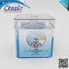 Square Shape 150g Aroma gel air freshener from Original factory