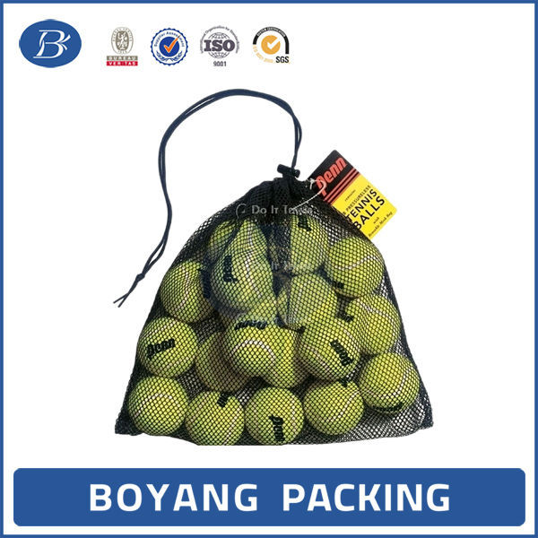 custom ball mesh bag
