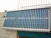 Heat Pipe Solar Collector with Vacuum Tube and Aluminum Frame