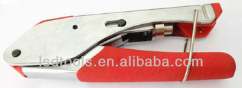 LS-H518A F Connector coaxial Compression Crimping Tool