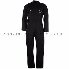 work Overall / Coverall/100% cotton flame retardant coverall/adults painters blue colour unisex gender 100 cotton coveralls