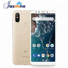 "Wholesale Xiaomi Mi A2 Snapdragon 660 4GB 64GB 5.99"" full screen xiomi telefonos mobiles smartphone originales"