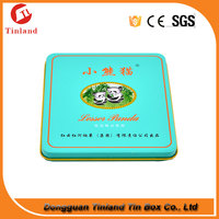 High Quality Puzzle Thin Metal Tin Boxes