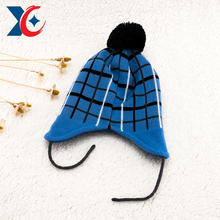 Competitive price warm hat with ear flaps