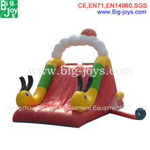 Including Blower & Repair Kit to Inflatable snail slide chrismas for sale