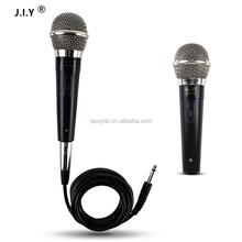 J.I.Y 226 enping cheap price wired microphone handheld style microphone dynamic karaoke mic