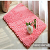 design kitchen dirt absorbent chenille door designs floor carpet
