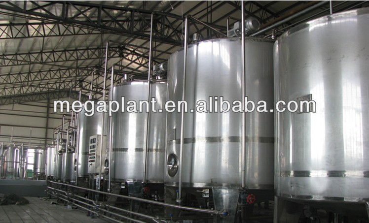 stainless steel good quality fermenter bioreactor