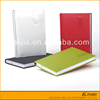Customized Soft Fake Leather Book Cheap