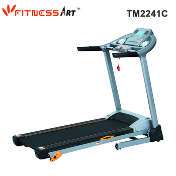 Home Fitness Running Machine Manual Motorized Treadmill