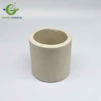 6mm 25mm 38mm 50mm Alumina Ceramic Raschig Ring Packing