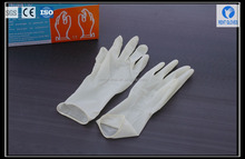 New Hospital products Disposable Free Sample Sterile Powdered Latex dental antiallergic Safty Surgical Gloves export Malaysia