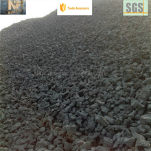 Sulfur 0.6%max low ash Metallurgical Coke / Nut Coke for Ductile Iron Casting