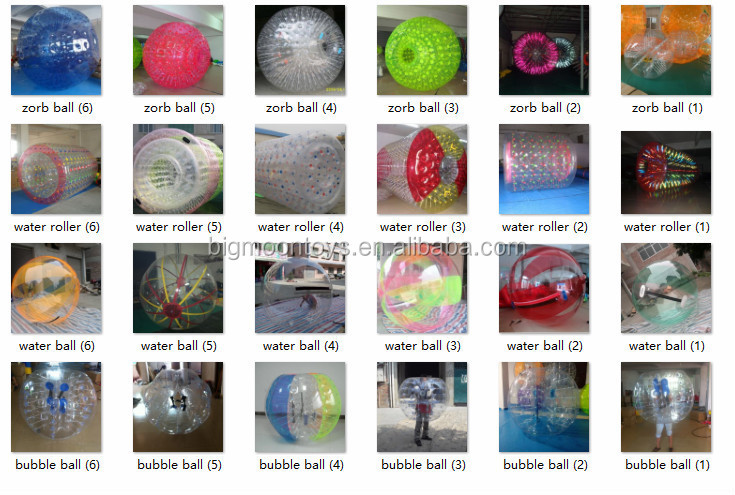 2017 hot inflatable water ball paintball,water walking ball,inflatable ball water ball water walking ball