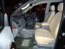 Rexine & leather seat Cushions & covers