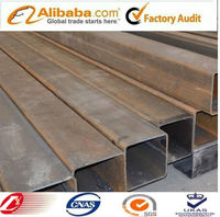 square steel tube for steel structure building