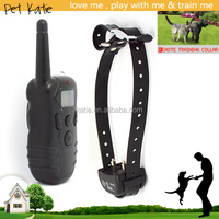 High Effective Top Quality Electric Pitbull Dog Training Collars 2014