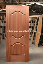 3mm 4mm 6mm modern design mdf molded door skin for interior