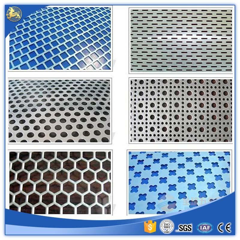 Professionale lamiera forata/punzonatura maglia del foro-Filo di acciaio-Id prodotto:60342365512 ...