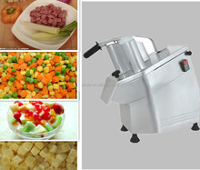 CE approved fruit and vegetables cuber/dicing machine for Salad