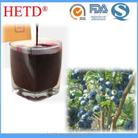 Top Quality Wild blueberry juice concentrate