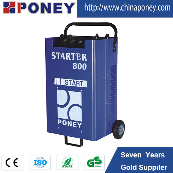 Three Phase Wheel Industrial Use CD-800 Jump Starter 12/24v