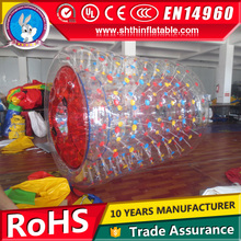 giant inflatable water toys, water roller for sale