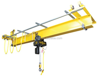 2016 China Customized Single Girder Electric Overhead Bridge Travelling Crane price