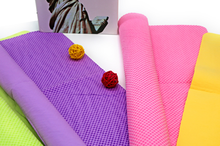 pva material soft sweat sports towel cooling