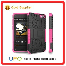 [UPO] Hot Sale Hybrid 3 in 1 Rugged Hard Robot Stand Mobile Phone Case Cover for Amazon Fire Phone