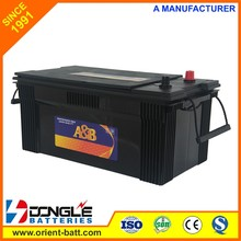 Manufacturing full range superior power military vehicle battery