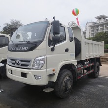 6 wheeler 10 ton 4x4 small light duty dump trucks sale