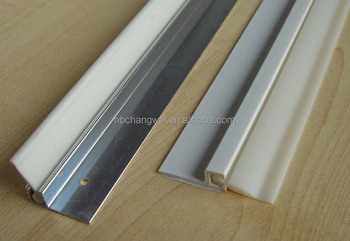 Ningbo factory PVC profile extrusion dies Rigid & Flexible PVC Co-extrusion for train and car window glass sealing strip