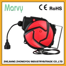 tv shopping products 15m cable reel drum extension cable reel