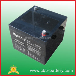 Military TANK battery 120ah 12V VRLA GEL starting battery 6TN/ 6TL