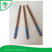 Chinese New Developed bamboo present reusable chopstick