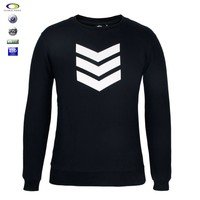 wholesale custom logo oversized pullover hoodies crewneck