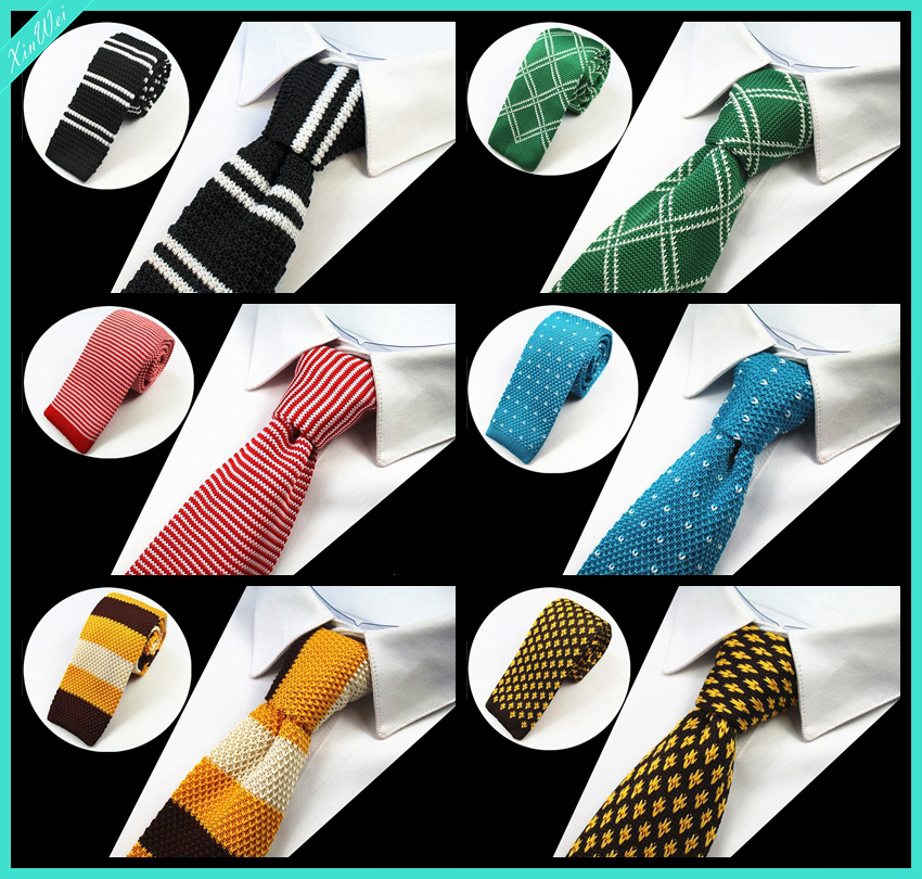 41 Designs Available High Quality Fashionable Men's Knitted <strong>Tie</strong>