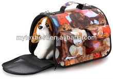 Portable Sturdy bag pet carrier for dog