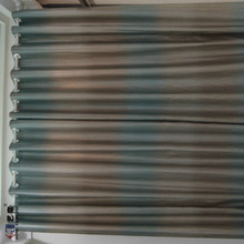 Guangzhou Latest designs Manual Window Fabric Shades Curtains and Drapes for the Living Room