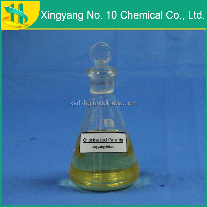 Good chlorinated paraffin-42/CP-42 for PVC or heat insulating material