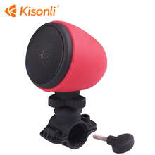 Outdoor Wireless portable Mini Speaker motorcycle/bicycle Blue tech tooth Waterproof Speaker with mic