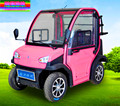 CE/EEC certificate approved electric quadricycles/small auto car/voiture with single row of seats 4100007
